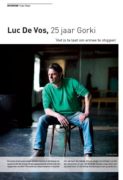 Luc De Vos